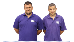 Staff Members at BS Air