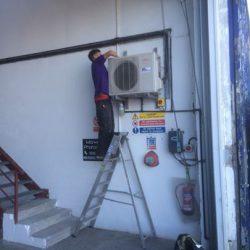 repair and maintenance staff